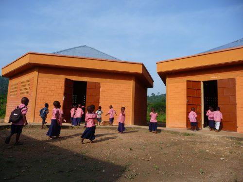 KINDERGARTEN IN TOMEGBÉ (Togo)